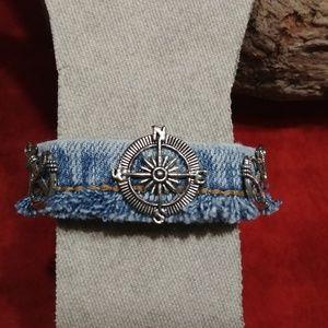 Jewelry - Rose Compass Bracelet